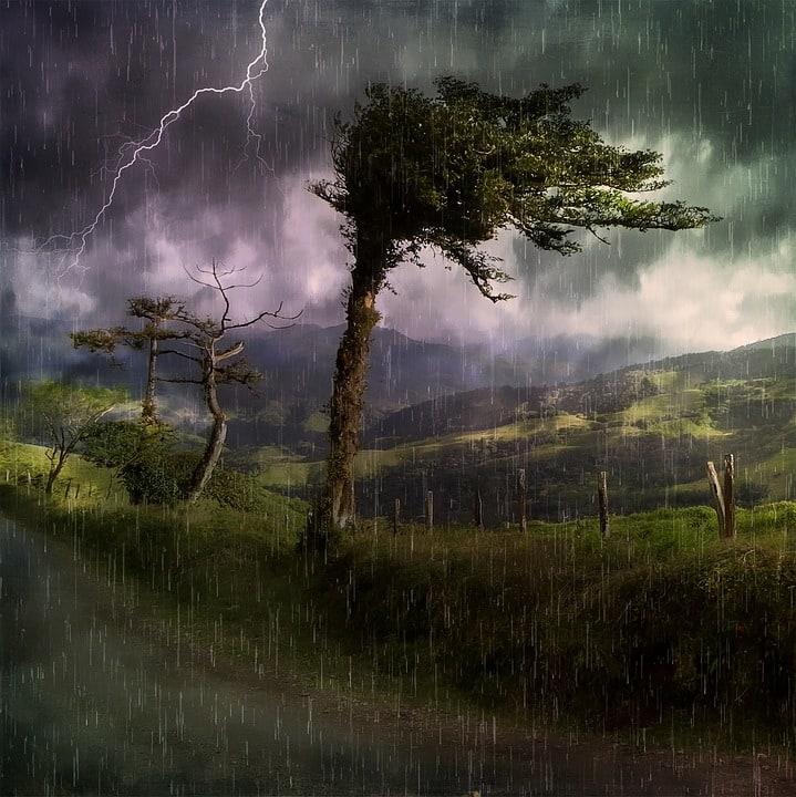 tempête